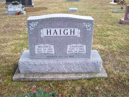 HAIGH, SANFORD - Highland County, Ohio | SANFORD HAIGH - Ohio Gravestone Photos