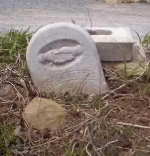 HARRIS, FRANK - Highland County, Ohio | FRANK HARRIS - Ohio Gravestone Photos