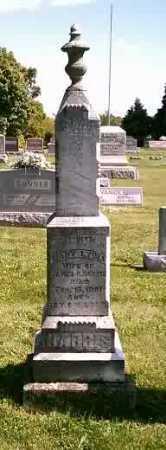 HARRIS, MARY LYDIA - Highland County, Ohio | MARY LYDIA HARRIS - Ohio Gravestone Photos