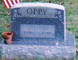 HOLT, OPAL - Highland County, Ohio | OPAL HOLT - Ohio Gravestone Photos