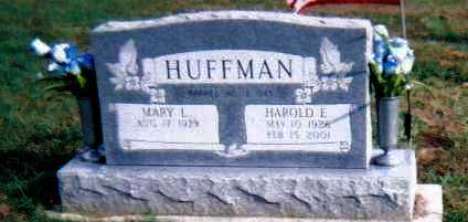 HUFFMAN, HAROLD E. - Highland County, Ohio | HAROLD E. HUFFMAN - Ohio Gravestone Photos