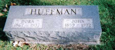 HUFFMAN, JOHN - Highland County, Ohio   JOHN HUFFMAN - Ohio Gravestone Photos