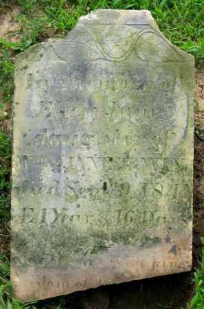 IRWIN, ELIZA JANE - Highland County, Ohio | ELIZA JANE IRWIN - Ohio Gravestone Photos