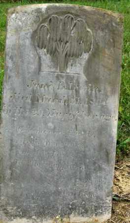 IRWIN, JANE B. - Highland County, Ohio | JANE B. IRWIN - Ohio Gravestone Photos