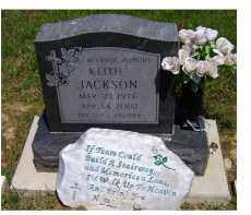JACKSON, KEITH - Highland County, Ohio   KEITH JACKSON - Ohio Gravestone Photos