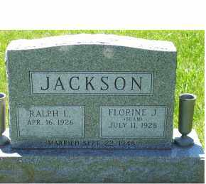BEAM JACKSON, FLORINE J. - Highland County, Ohio | FLORINE J. BEAM JACKSON - Ohio Gravestone Photos