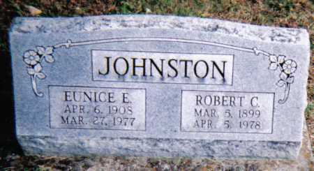 JOHNSTON, EUNICE E. - Highland County, Ohio | EUNICE E. JOHNSTON - Ohio Gravestone Photos