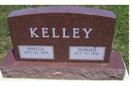 KELLEY, DONALD - Highland County, Ohio | DONALD KELLEY - Ohio Gravestone Photos