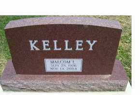 KELLEY, MALCOM L. - Highland County, Ohio | MALCOM L. KELLEY - Ohio Gravestone Photos