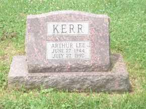 LEE KERR, ARTHUR - Highland County, Ohio | ARTHUR LEE KERR - Ohio Gravestone Photos