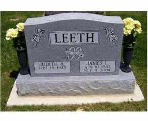 LEETH, JUDITH A. - Highland County, Ohio | JUDITH A. LEETH - Ohio Gravestone Photos