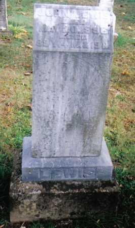 LEWIS, JOHN - Highland County, Ohio   JOHN LEWIS - Ohio Gravestone Photos
