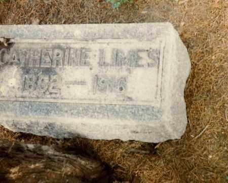 LIMES, CATHERINE - Highland County, Ohio | CATHERINE LIMES - Ohio Gravestone Photos