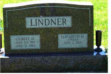 LINDNER, GILBERT O. - Highland County, Ohio | GILBERT O. LINDNER - Ohio Gravestone Photos