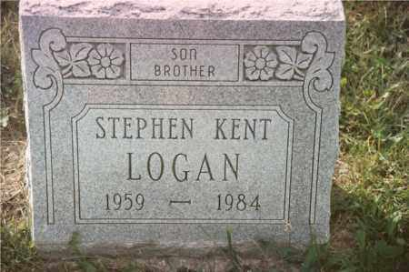 LOGAN, STEPHEN KENT - Highland County, Ohio | STEPHEN KENT LOGAN - Ohio Gravestone Photos