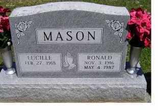 MASON, LUCILLE - Highland County, Ohio | LUCILLE MASON - Ohio Gravestone Photos