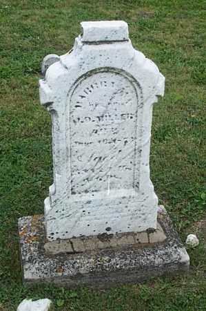 MILLER, BARBARA ANN - Highland County, Ohio | BARBARA ANN MILLER - Ohio Gravestone Photos