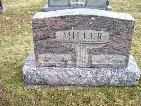 MILLER, MAYNARD M. - Highland County, Ohio | MAYNARD M. MILLER - Ohio Gravestone Photos