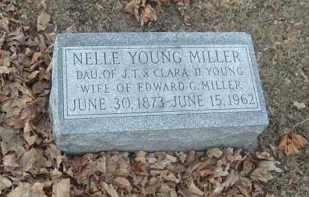 MILLER, NELLIE DEAN - Highland County, Ohio | NELLIE DEAN MILLER - Ohio Gravestone Photos