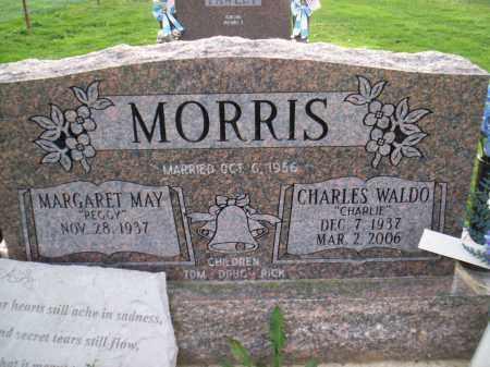 MORRIS, CHARLES WALDO - Highland County, Ohio | CHARLES WALDO MORRIS - Ohio Gravestone Photos