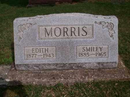 MORRIS, SMILEY - Highland County, Ohio | SMILEY MORRIS - Ohio Gravestone Photos