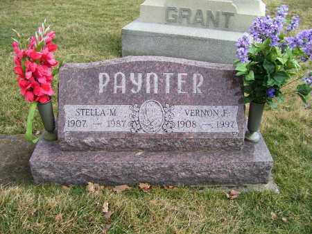 PAYNTER, STELLA M. - Highland County, Ohio | STELLA M. PAYNTER - Ohio Gravestone Photos