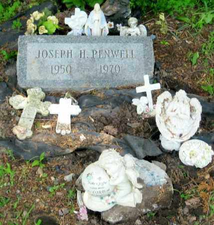 PENWELL, JOSEPH H. - Highland County, Ohio   JOSEPH H. PENWELL - Ohio Gravestone Photos