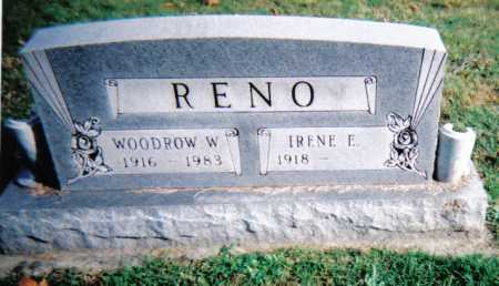 RENO, WOODROW W. - Highland County, Ohio | WOODROW W. RENO - Ohio Gravestone Photos