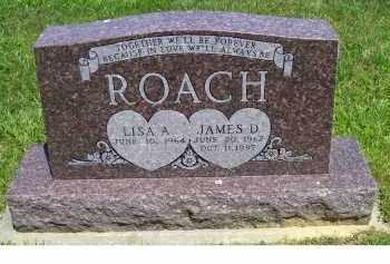 ROACH, LISA A. - Highland County, Ohio | LISA A. ROACH - Ohio Gravestone Photos