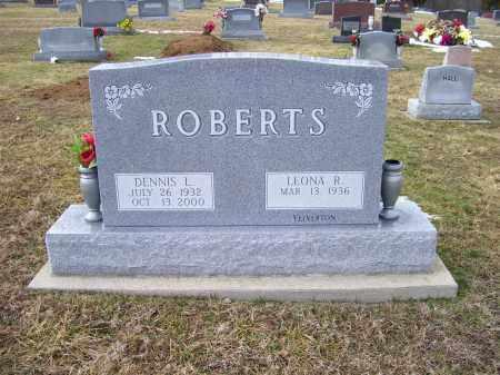 ROBERTS, DENNIS L. - Highland County, Ohio | DENNIS L. ROBERTS - Ohio Gravestone Photos