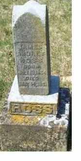 ROSS, JAMES ANDREW - Highland County, Ohio | JAMES ANDREW ROSS - Ohio Gravestone Photos