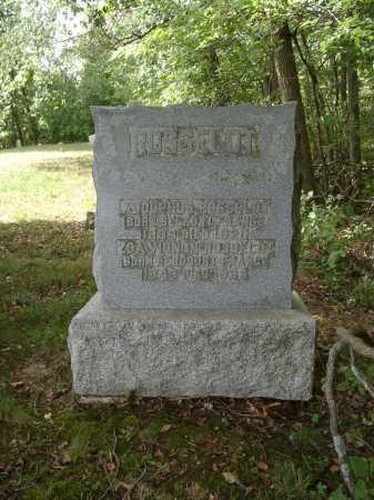ROSSELOT, ZOA - Highland County, Ohio   ZOA ROSSELOT - Ohio Gravestone Photos