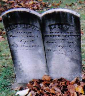 SETTY, POLLY - Highland County, Ohio   POLLY SETTY - Ohio Gravestone Photos