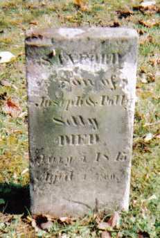 SETTY, SANFORD - Highland County, Ohio   SANFORD SETTY - Ohio Gravestone Photos
