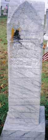 SHOEMAKER, ABIGAIL - Highland County, Ohio   ABIGAIL SHOEMAKER - Ohio Gravestone Photos