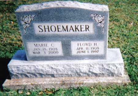SHOEMAKER, MARIE C. - Highland County, Ohio   MARIE C. SHOEMAKER - Ohio Gravestone Photos