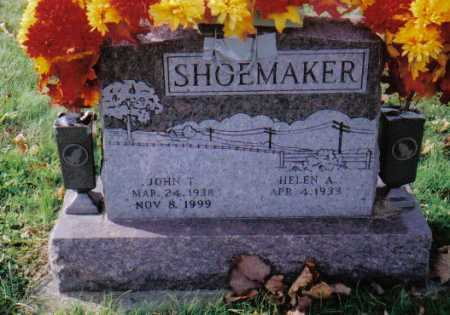 SHOEMAKER, JOHN T. - Highland County, Ohio | JOHN T. SHOEMAKER - Ohio Gravestone Photos