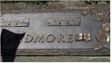 SKIDMORE, DELBERT E. - Highland County, Ohio   DELBERT E. SKIDMORE - Ohio Gravestone Photos