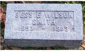 SMITH, BESSIE - Highland County, Ohio | BESSIE SMITH - Ohio Gravestone Photos