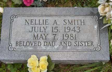 SMITH, NELLIE A. - Highland County, Ohio | NELLIE A. SMITH - Ohio Gravestone Photos