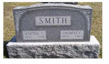 SMITH, THOMAS C. - Highland County, Ohio | THOMAS C. SMITH - Ohio Gravestone Photos