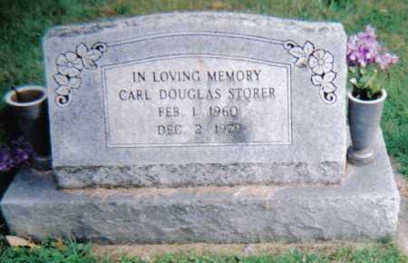 STORER, CARL DOUGLAS - Highland County, Ohio   CARL DOUGLAS STORER - Ohio Gravestone Photos