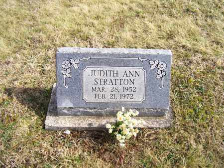 STRATTON, JUDITH ANN - Highland County, Ohio | JUDITH ANN STRATTON - Ohio Gravestone Photos