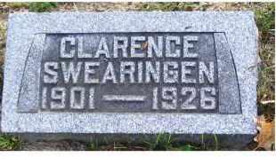 SWEARINGEN, CLARENCE - Highland County, Ohio | CLARENCE SWEARINGEN - Ohio Gravestone Photos