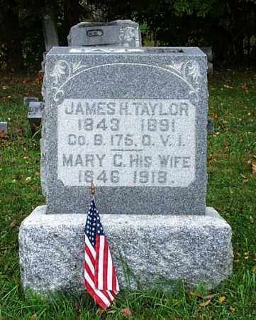 TAYLOR, MARY C. - Highland County, Ohio | MARY C. TAYLOR - Ohio Gravestone Photos