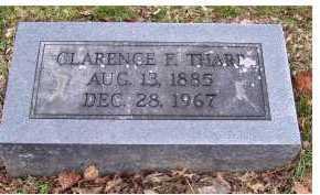 THARP, CLARENCE F. - Highland County, Ohio | CLARENCE F. THARP - Ohio Gravestone Photos