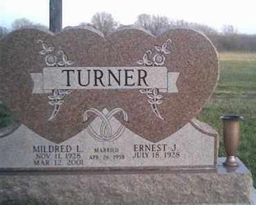 TURNER, MILDRED L - Highland County, Ohio | MILDRED L TURNER - Ohio Gravestone Photos