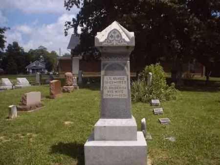 VANCE, REBECCA - Highland County, Ohio | REBECCA VANCE - Ohio Gravestone Photos