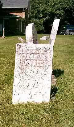 VANCE, THOMAS - Highland County, Ohio   THOMAS VANCE - Ohio Gravestone Photos