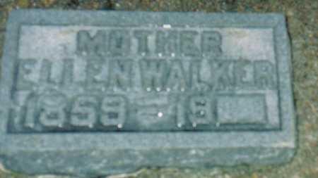 HATTER WALKER, ELLEN - Highland County, Ohio | ELLEN HATTER WALKER - Ohio Gravestone Photos